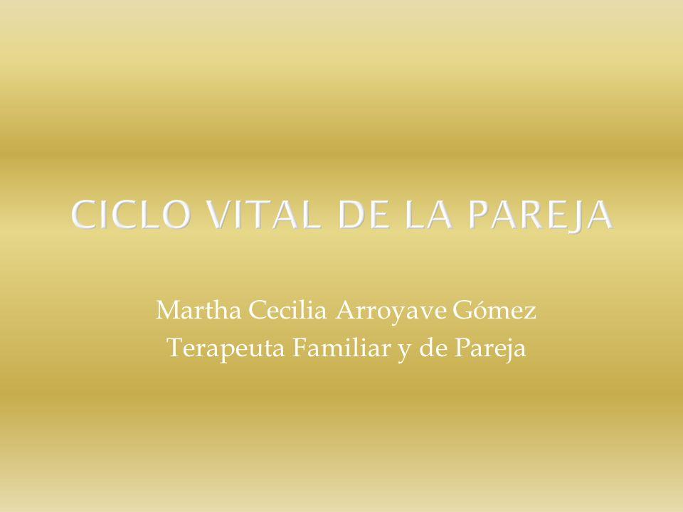 Martha Cecilia Arroyave Gómez Terapeuta Familiar y de Pareja