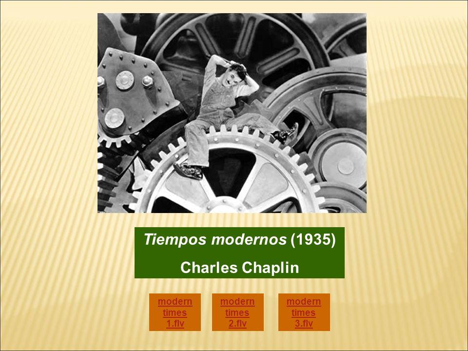 Tiempos modernos (1935) Charles Chaplin modern times 1.flv modern times 2.flv modern times 3.flv