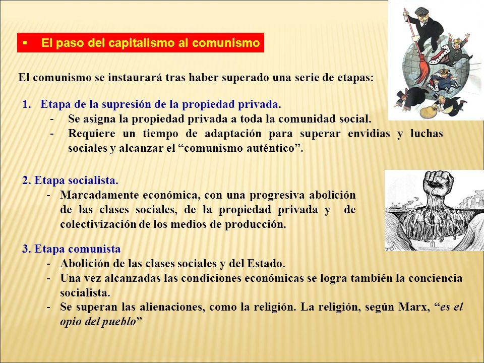 2.Etapa socialista.
