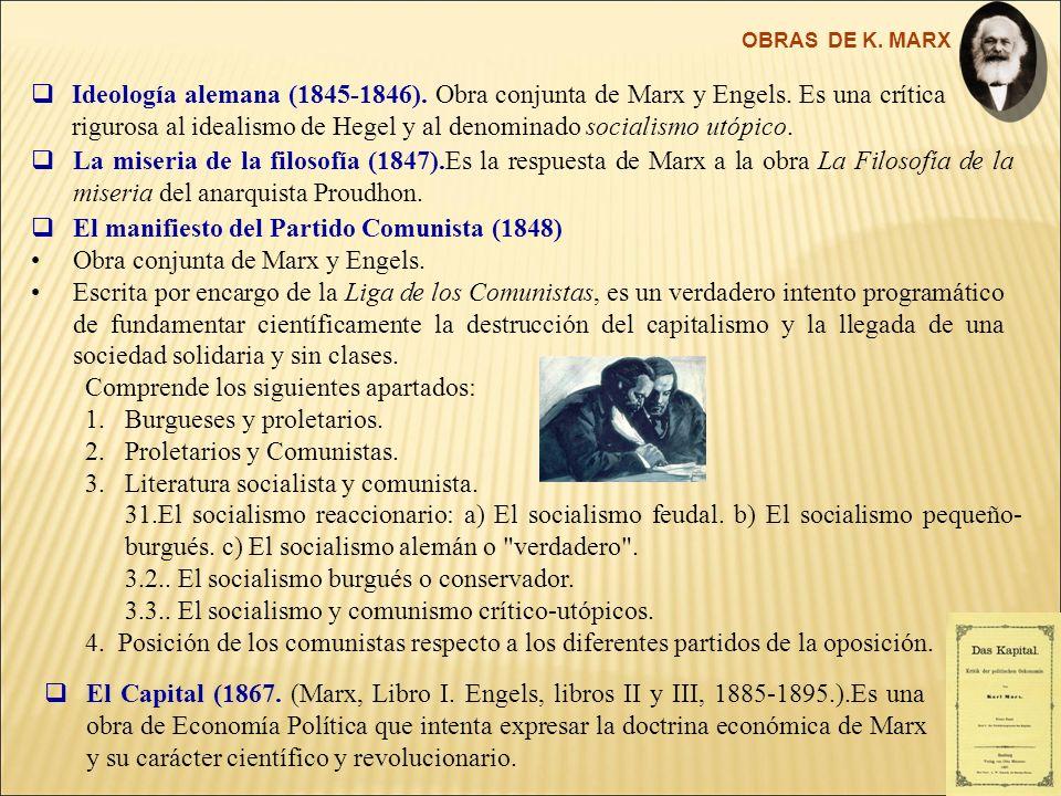 OBRAS DE K.