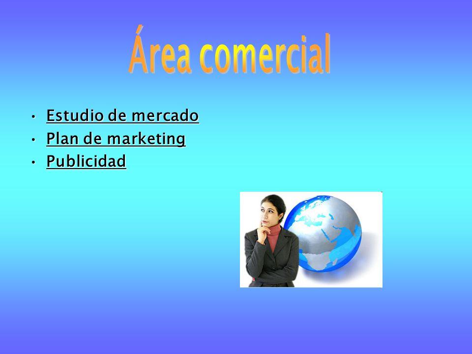 Estudio de mercadoEstudio de mercado Plan de marketingPlan de marketing PublicidadPublicidad