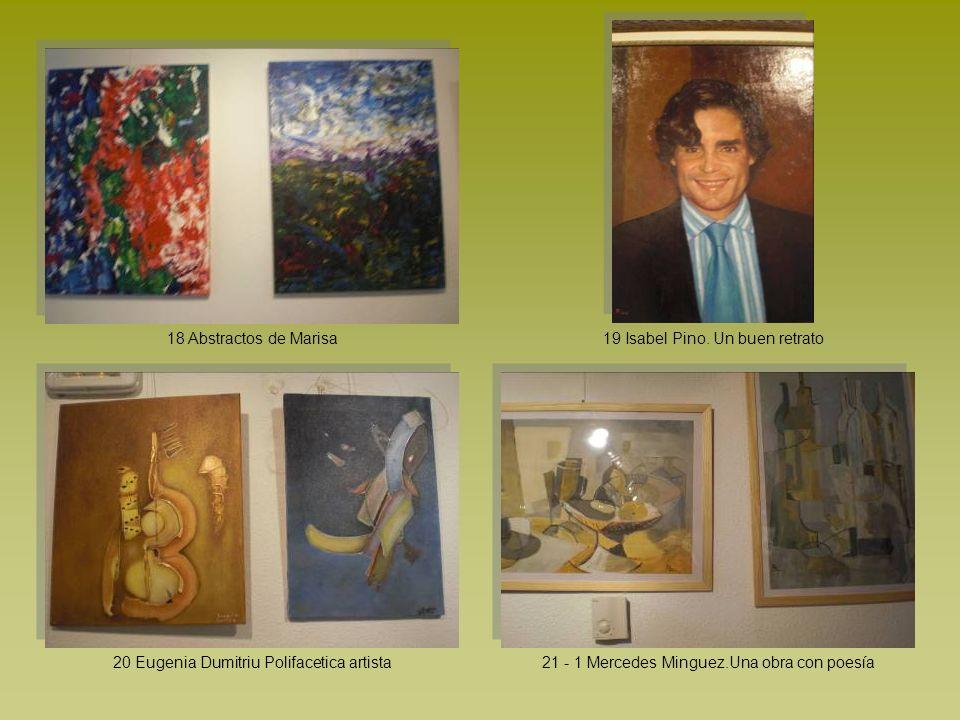 21 Una bella obra de Mercedes Minguez