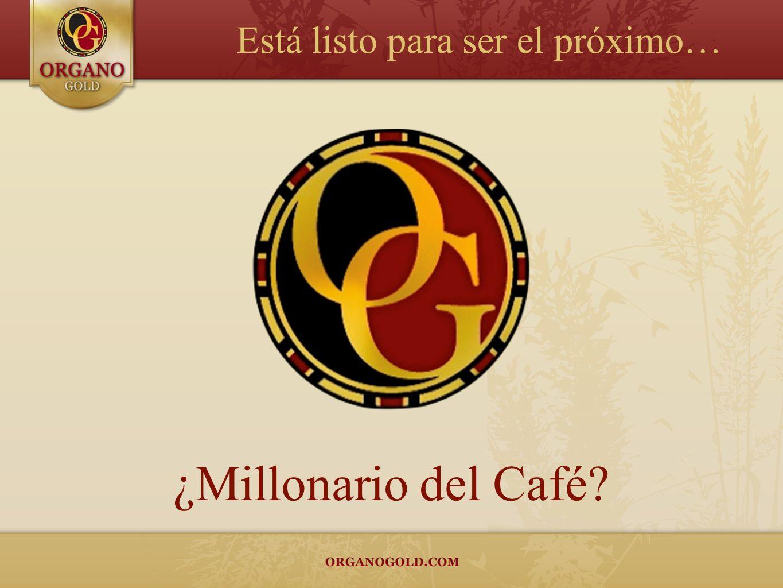 ¿Millonario del Café? Está listo para ser el próximo…