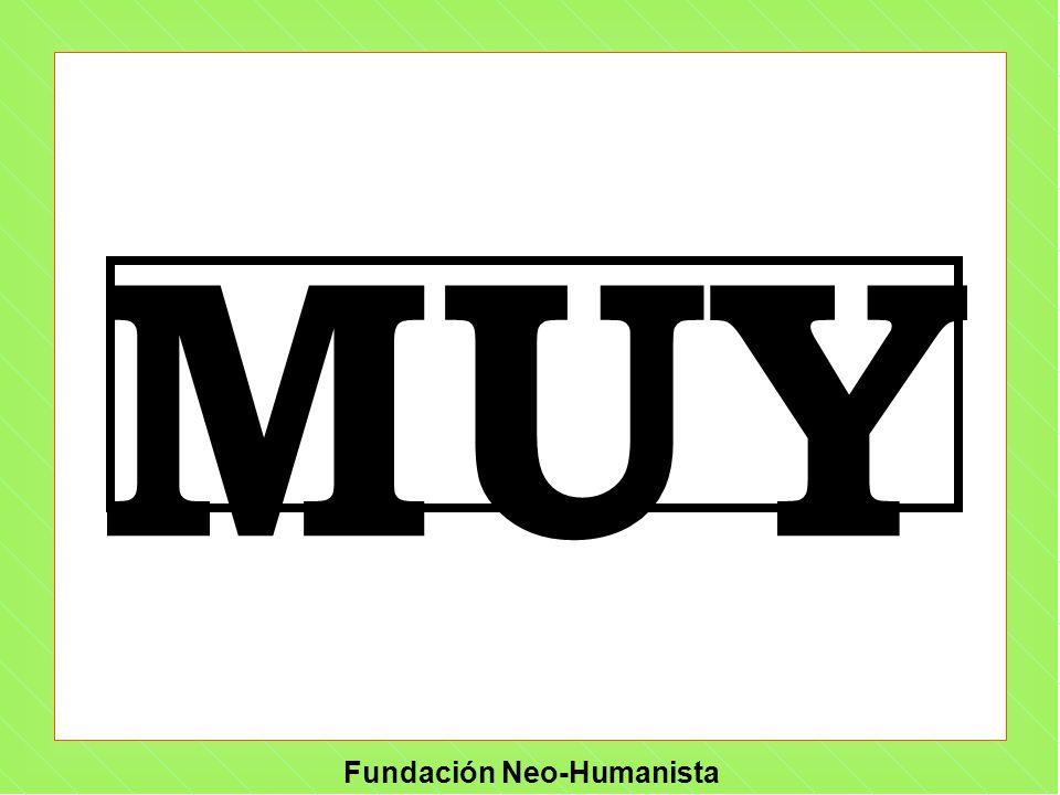 Fundación Neo-Humanista MUY