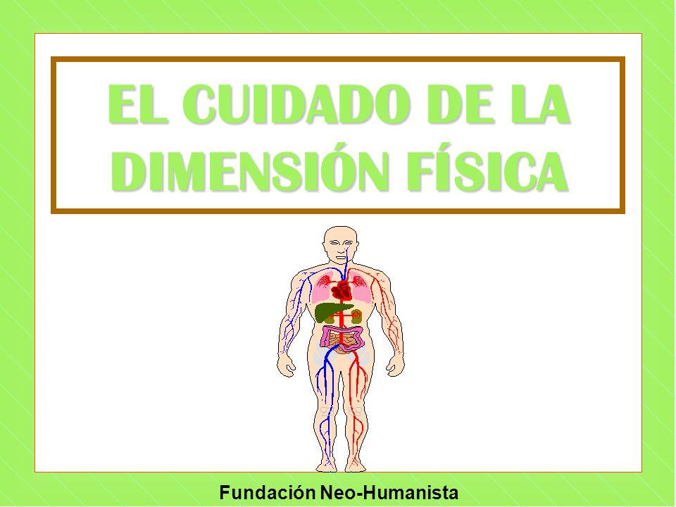 Fundación Neo-Humanista EL CUIDADO DE LA DIMENSIÓN FÍSICA