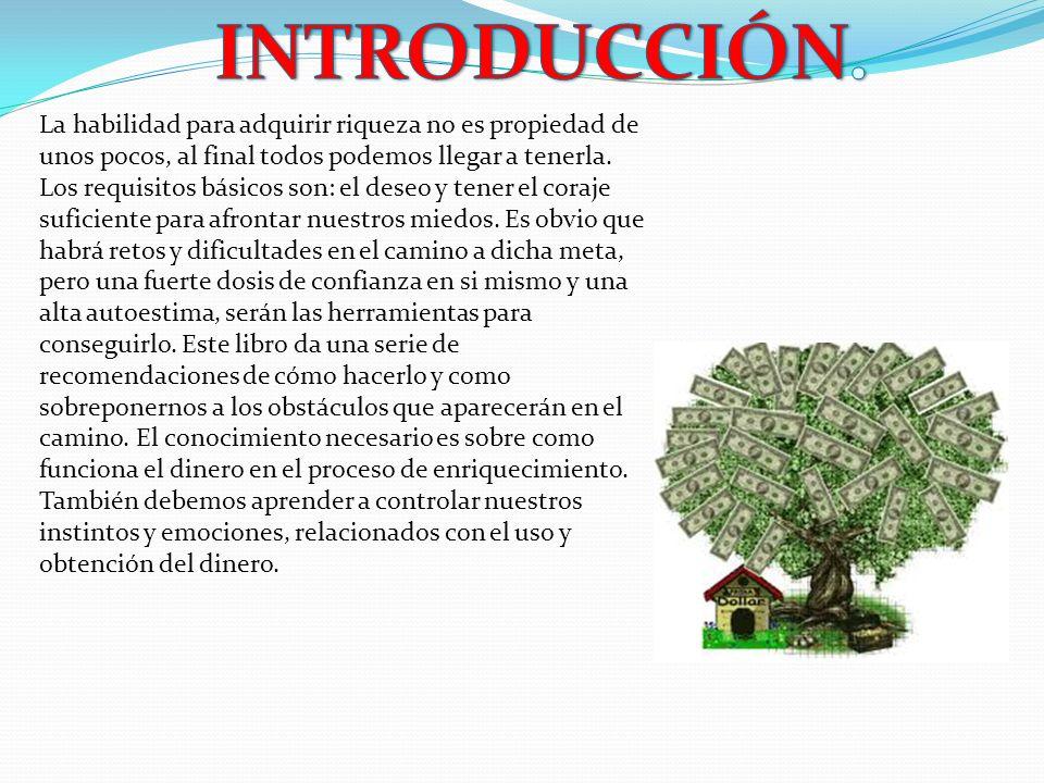 1.Contabilidad. Especialización en finanzas es la habilidad de leer y entender estados de cuentas.