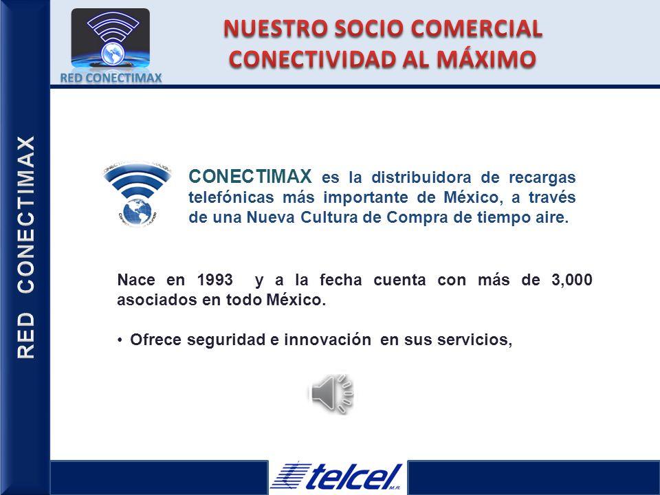 Visión: Cambiar el switch de Usuario a Socio Cambiar el switch de Usuario a Socio de la red de telecomunicaciones mas rentable en Latinoamérica, a tra