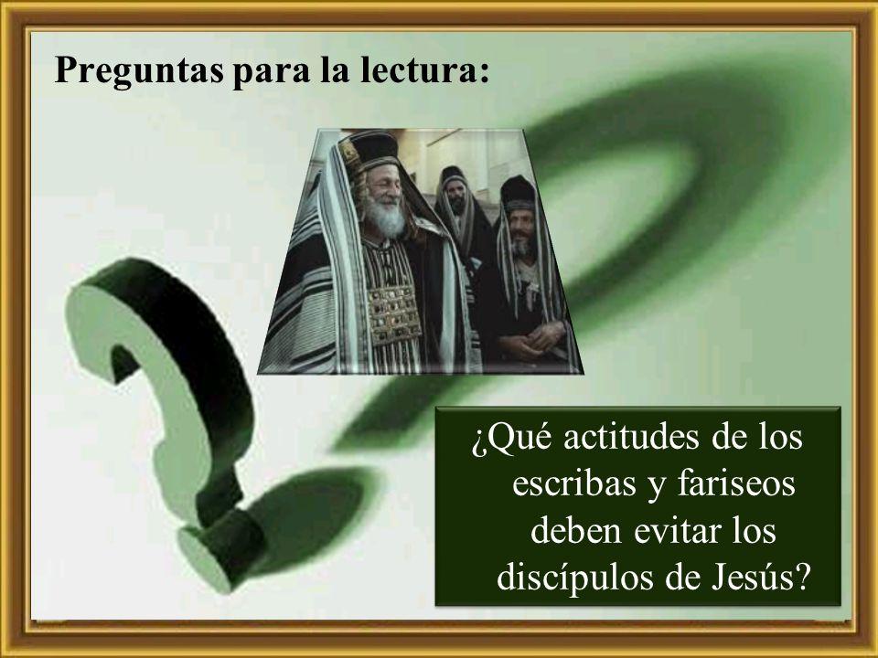 Evangelio según san Marcos 12: 38-44 En aquel tiempo, Jesús enseñaba a la gente y les decía: «¡Cuidado con los escribas! Les encanta pasearse con ampl