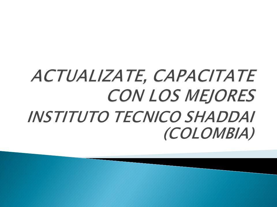 INSTITUTO TECNICO SHADDAI (COLOMBIA)
