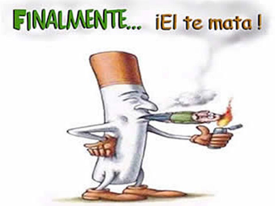Fumar es un hábito muy difícil de abandonar porque el tabaco contiene nicotina, que es altamente adictiva. Al igual que con la heroína u otras drogas
