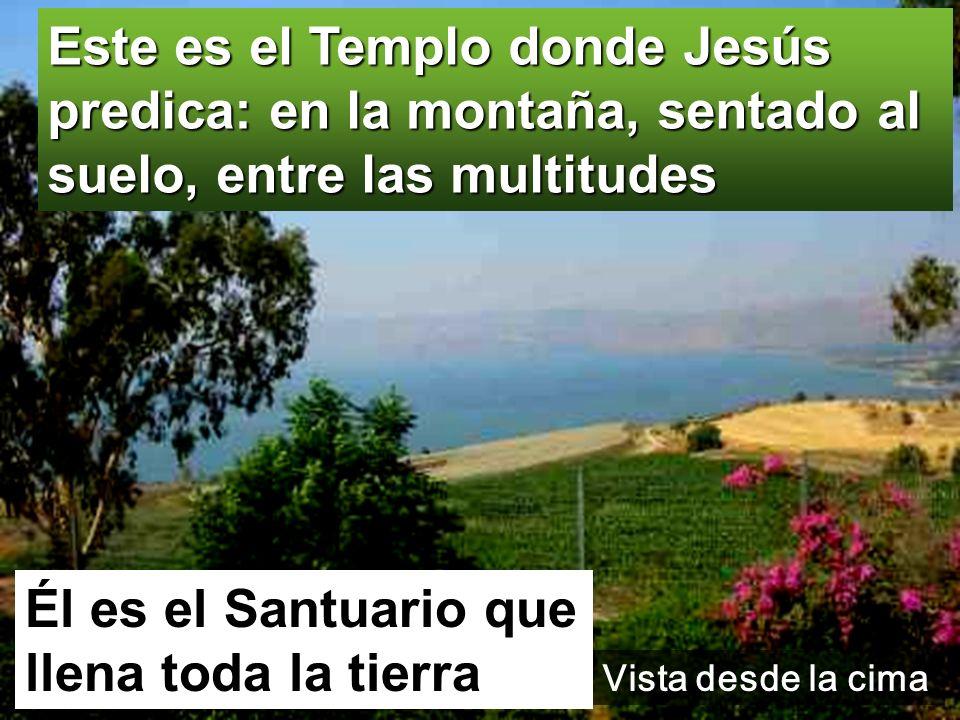 1 Al ver a la gente, Jesús subió al monte, se sentó, y se le acercaron sus discípulos. 2 Entonces comenzó a enseñarles con estas palabras: Iglesia de