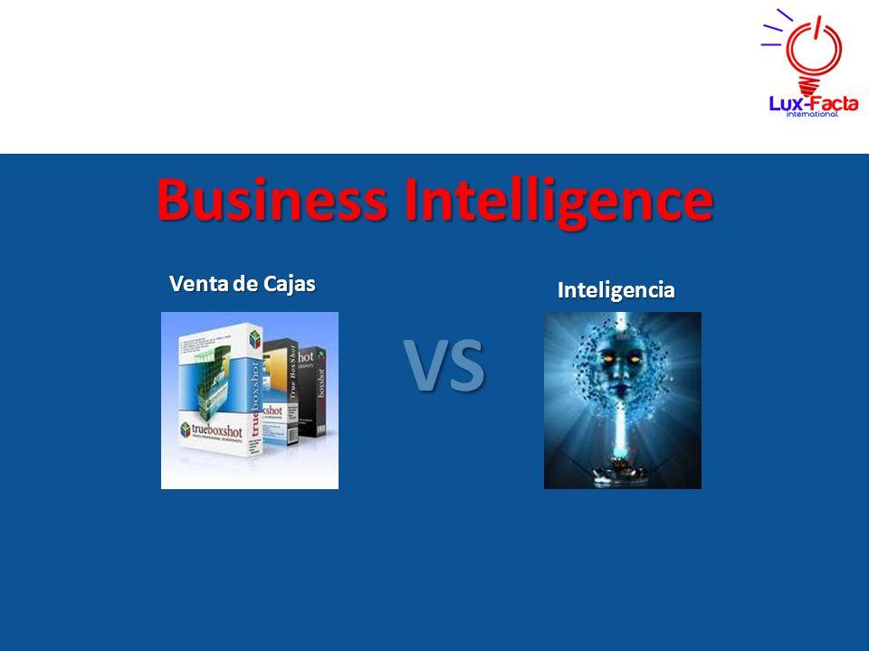 Business Intelligence Venta de Cajas VS Inteligencia
