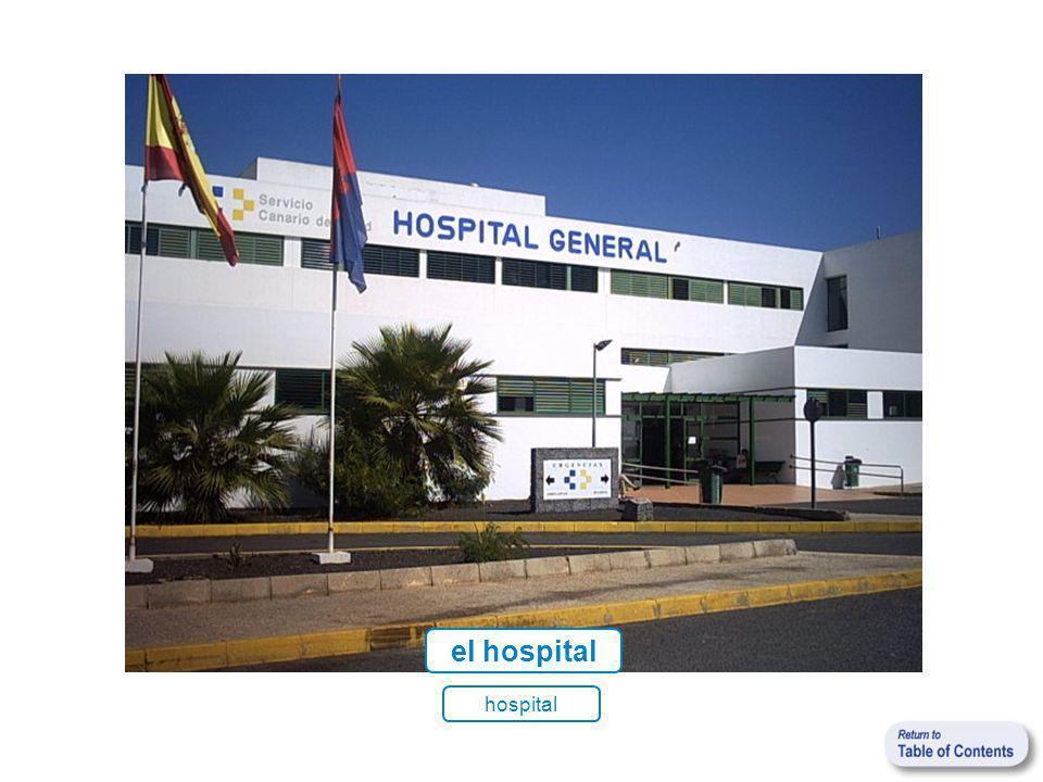 el hospital hospital