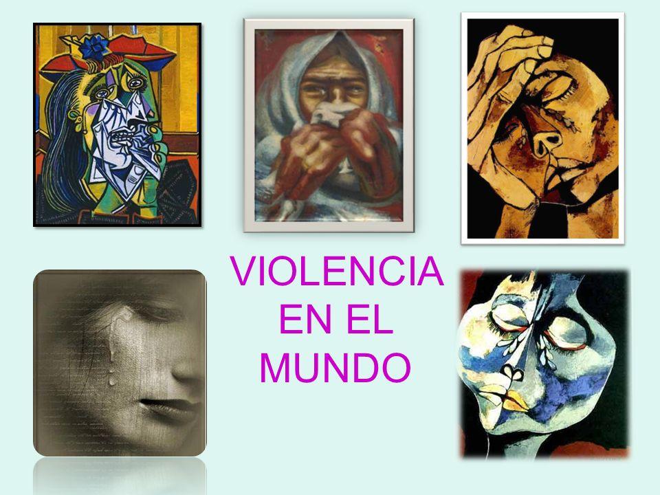 VIOLENCIA EN EL MUNDO