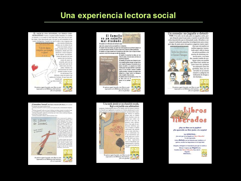 Una experiencia lectora social5