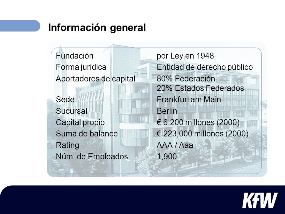 Financiamiento del Sector Financiero: por qué.