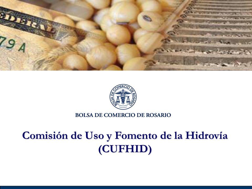 Comisión de Uso y Fomento de la Hidrovía (CUFHID)