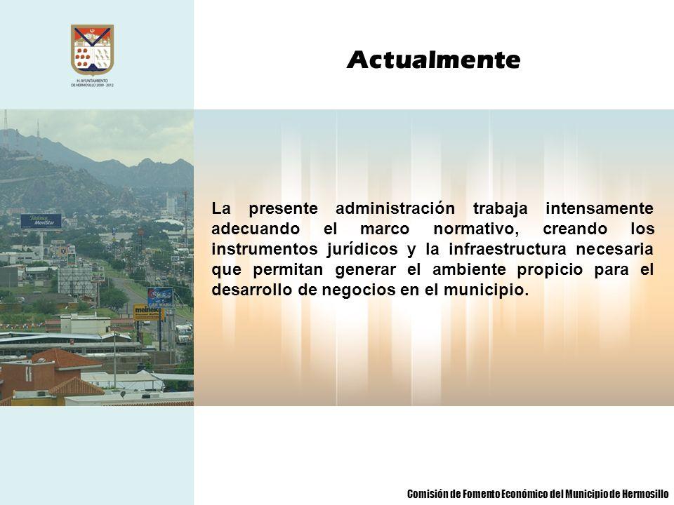 La presente administración trabaja intensamente adecuando el marco normativo, creando los instrumentos jurídicos y la infraestructura necesaria que pe