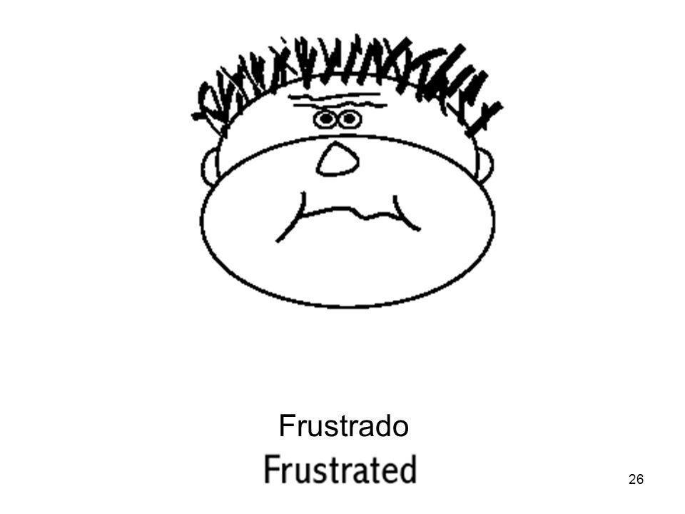 26 Frustrado