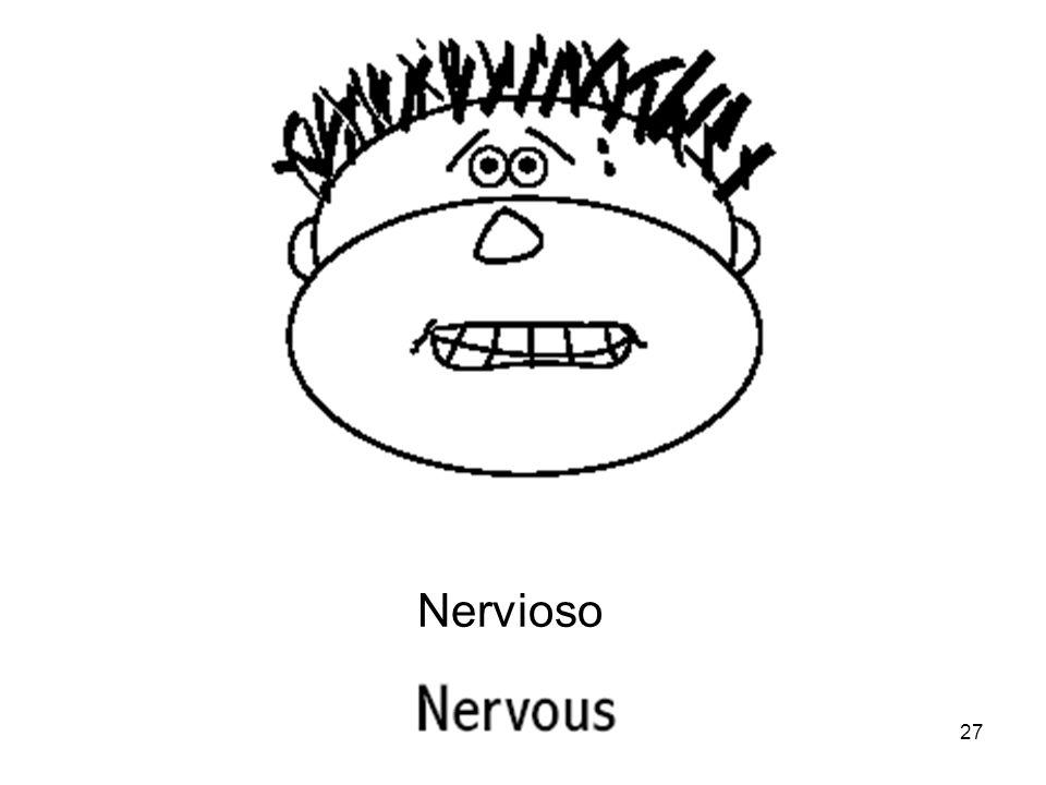 27 Nervioso