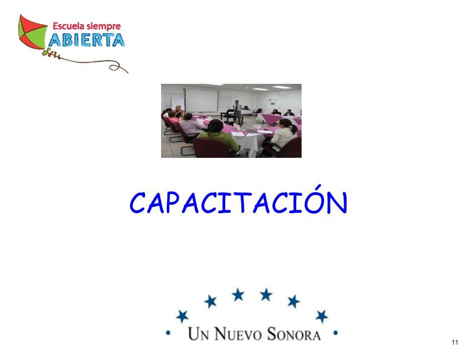 11 CAPACITACIÓN