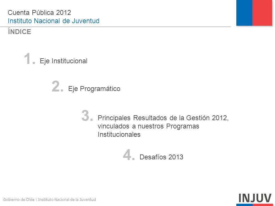 Gobierno de Chile | Instituto Nacional de la Juventud 3.