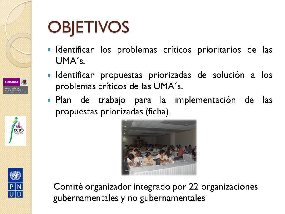 Primer Encuentro Regional de UMAS al cual asistieron 578 personas de 11 estados de la República