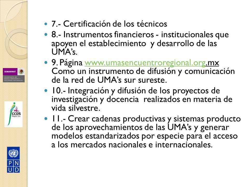 MESAS DE TRABAJO TECNICO ACADEMICA CIIDIR LOGISTICA CONANP SUNEO UACH UNACH IEEDS UABJO S.