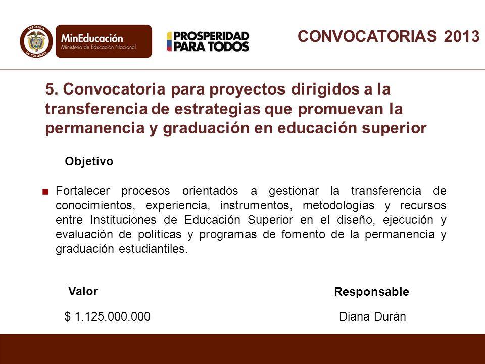 Objetivo Apoyar Instituciones de Educación Superior en la creación o modificación de programas académicos con enfoque en educación inclusiva, según los términos consignados en la presente convocatoria.