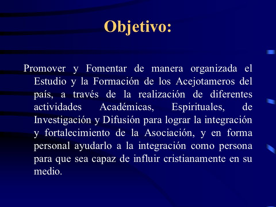 Estrategias: Fomento y Realización de Cursos Nacionales de cada una de las líneas de Acción.