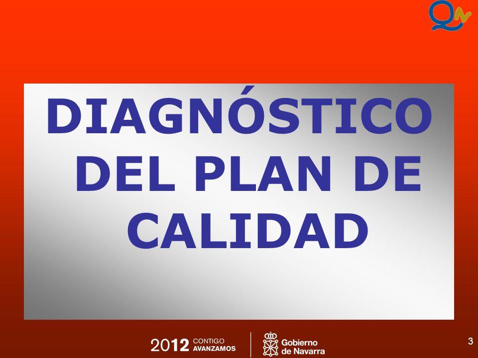3 DIAGNÓSTICO DEL PLAN DE CALIDAD