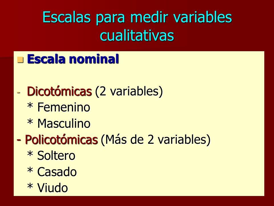 A. Variable Cualitativa Son aquellas cuya variación puede ser clasificada Son aquellas cuya variación puede ser clasificada Los valores que toma se re