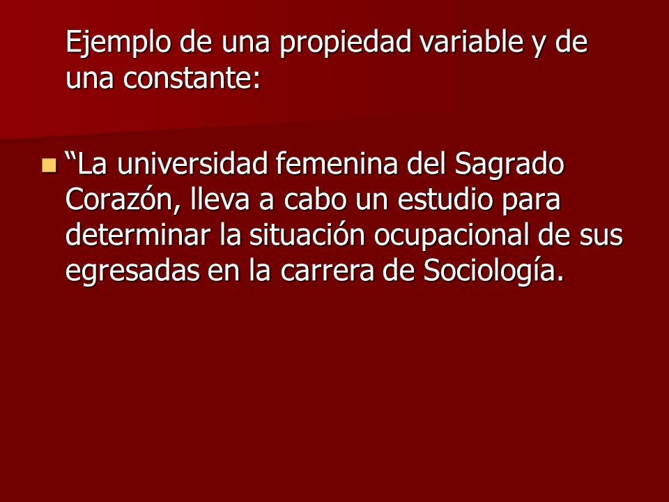 La variable es una característica (atributo) de un objeto de investigación que puede variar (adquirir diversos valores, magnitudes, dentro de un deter