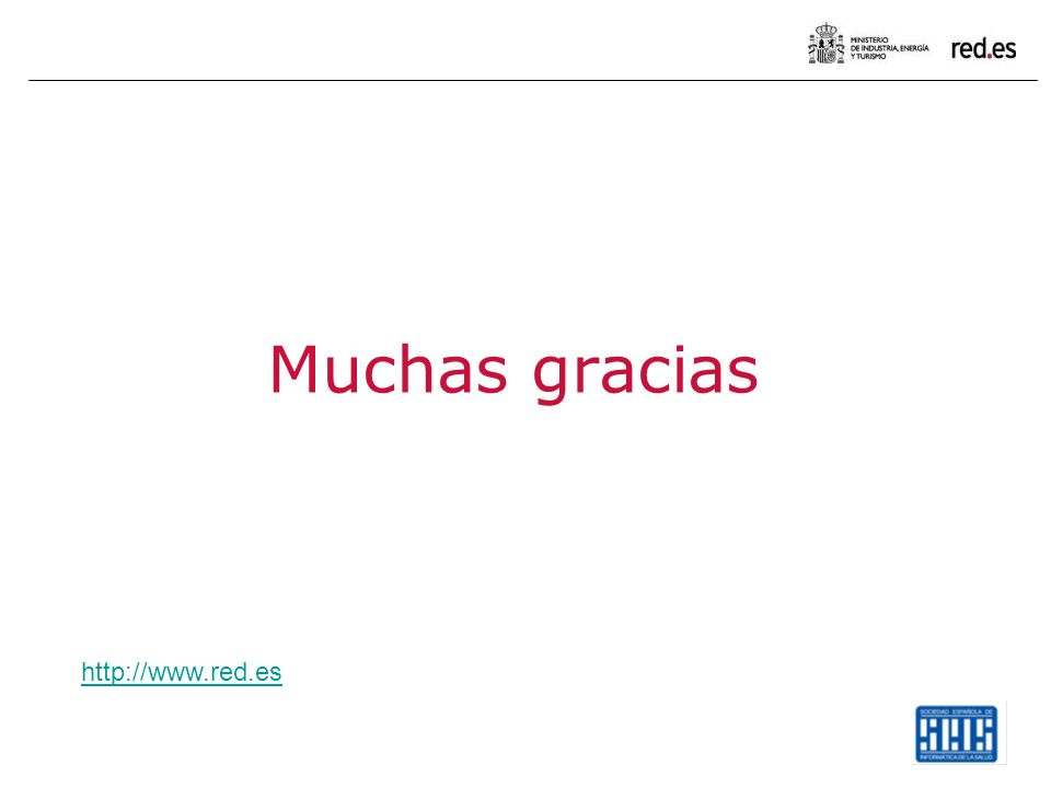 Muchas gracias http://www.red.es