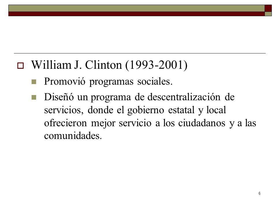 7 George W.