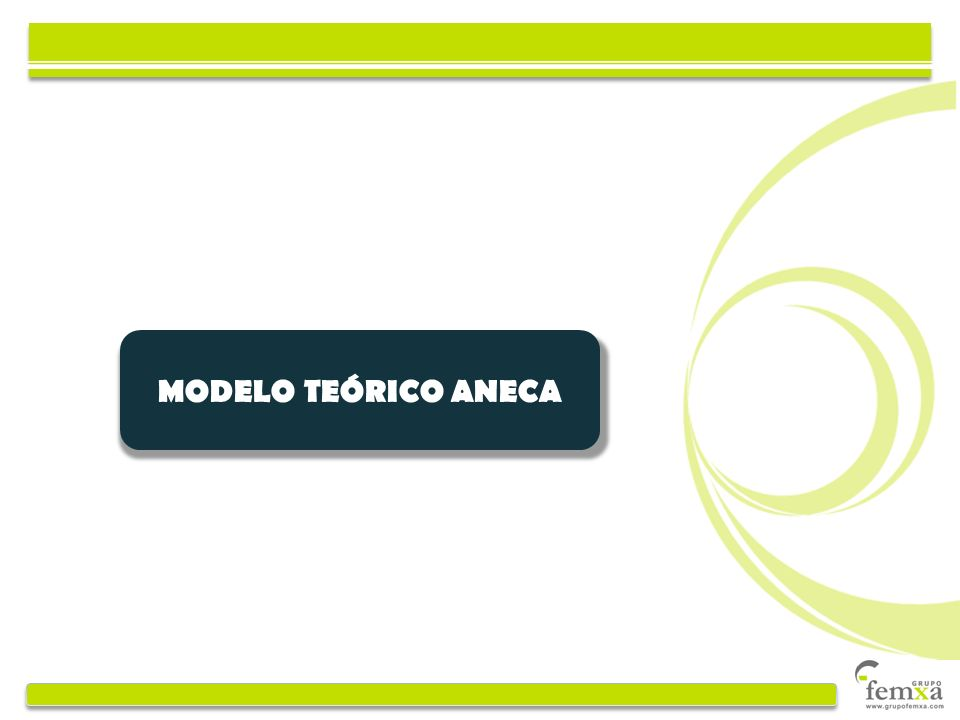 MODELO TEÓRICO ANECA
