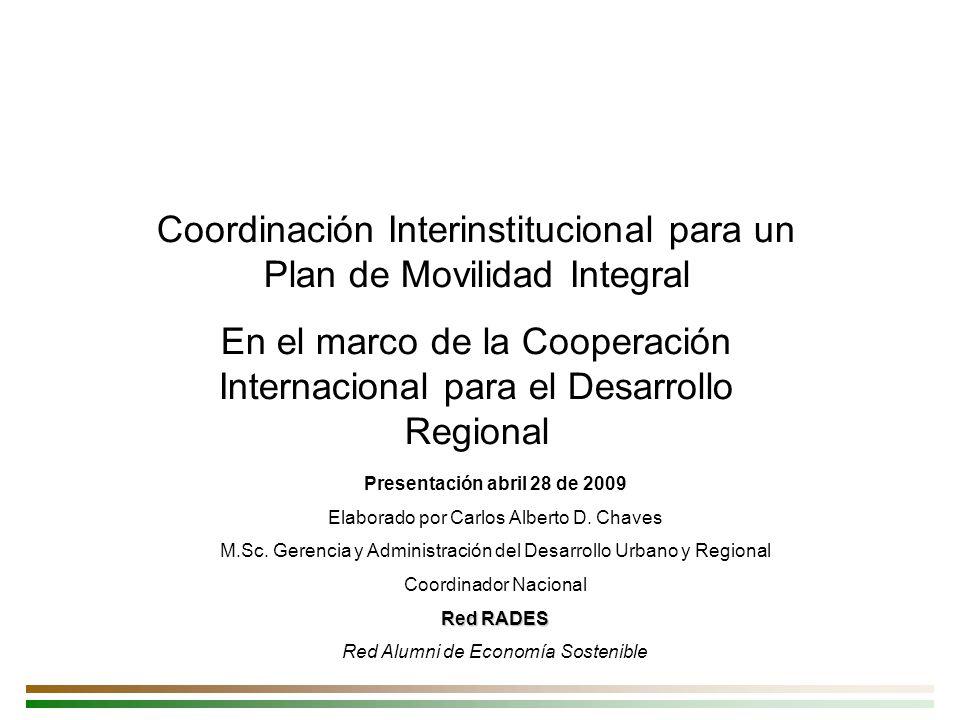 Presentación abril 28 de 2009 Elaborado por Carlos Alberto D.