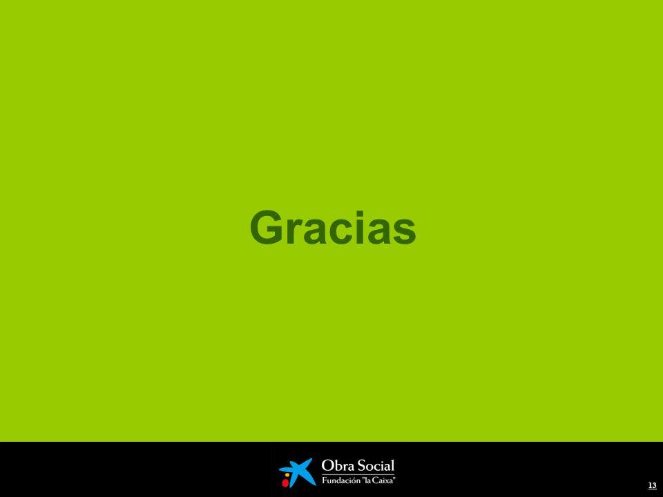 13 Gracias