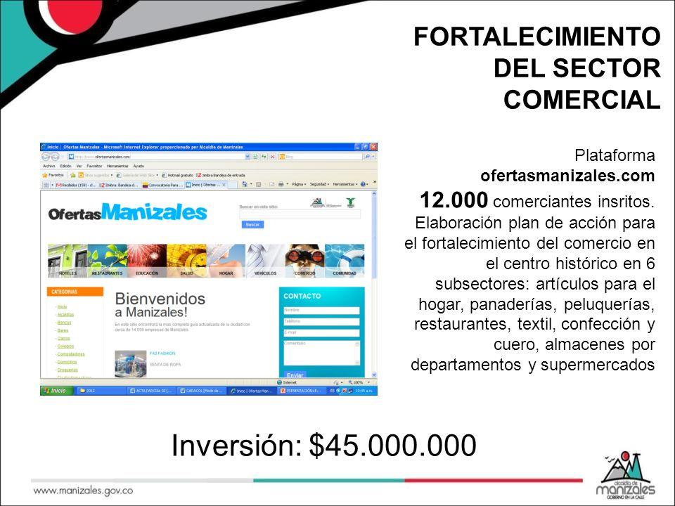 PLATAFORMA DE OFERTA Y DEMANDA LABORAL Diseño y puesta en marcha de la plataforma de oferta y demanda laboral de la ciudad.
