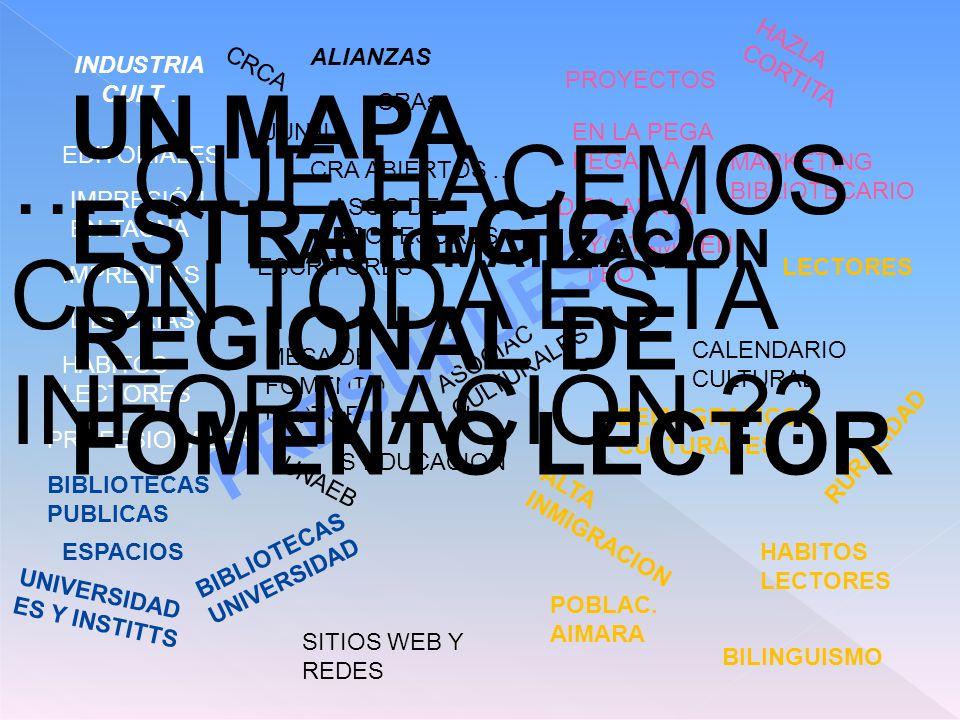 HABITOS LECTORES PROFESIONALES IMPRESIÓN EN TACNA EDITORIALES INDUSTRIA CULT.