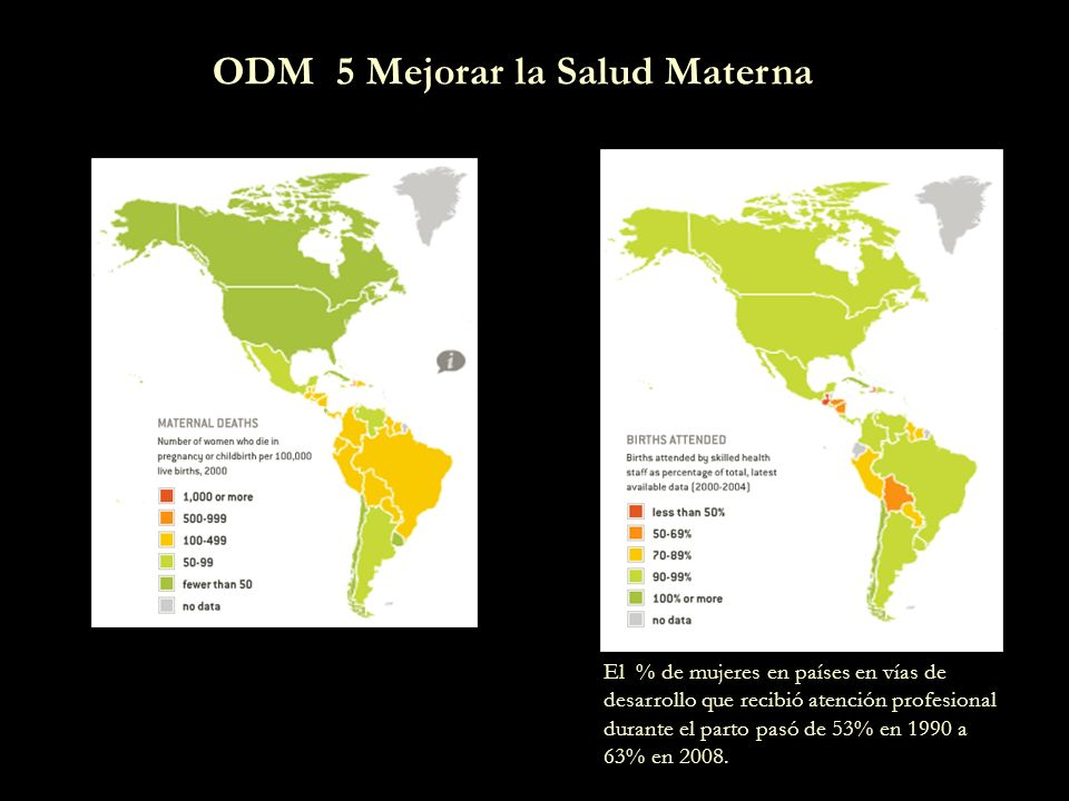 ODM 4 MORTALIDAD INFANTIL