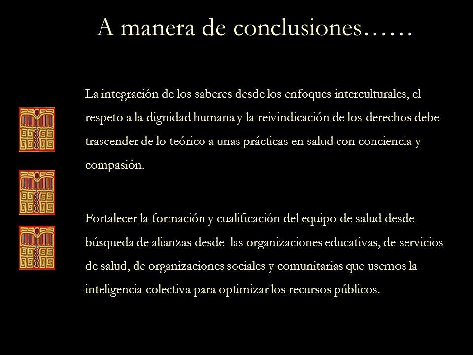 A manera de conclusiones…… Liderazgo de Enfermería para propagar los valores de un desarrollo humano y social compasivo. Liderazgo para fortalecer la