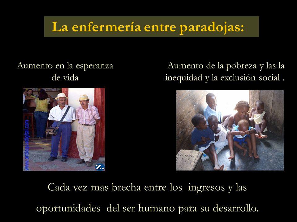 500 millones de personas en América Latina y el Caribe un 27% sin acceso permanente a los servicios básicos de salud En Colombia Población en situació