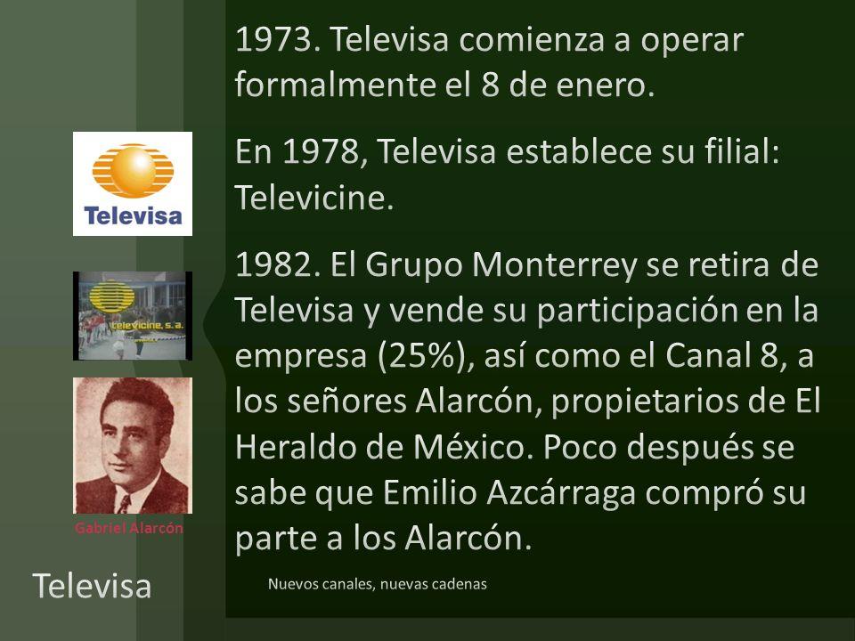 Nuevos canales, nuevas cadenas Gabriel Alarcón
