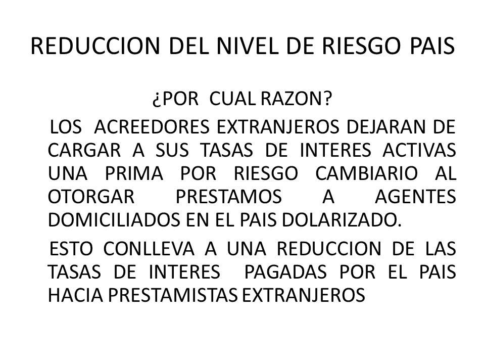 RIESGO PAIS:COMPONENTES RIESGO PAISRIESGO ECONOMICO RIESGO CAMBIARIO OTROS RIESGOS ECONOMICOS RIESGO POLITICO RIESGO FINANCIERO
