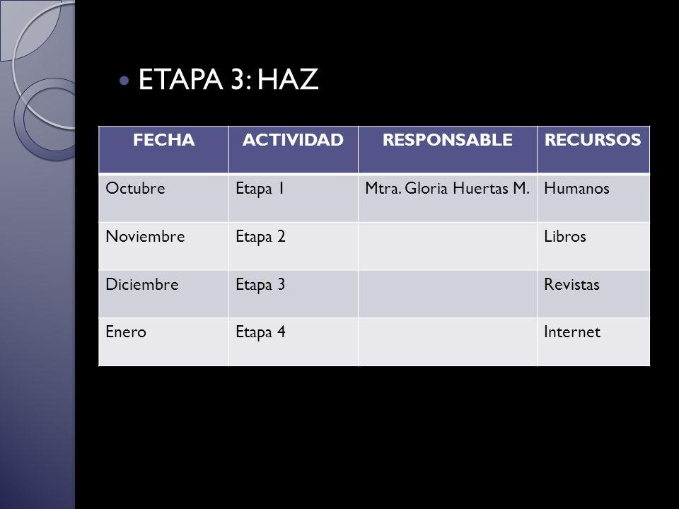 ETAPA 4: COMPARTE Finalmente la ultima etapa consintió en la participación de la comunidad escolar,, en participar en el proyecto.