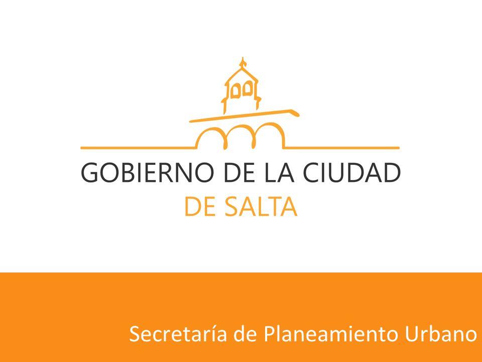 Secretaría de Planeamiento Urbano
