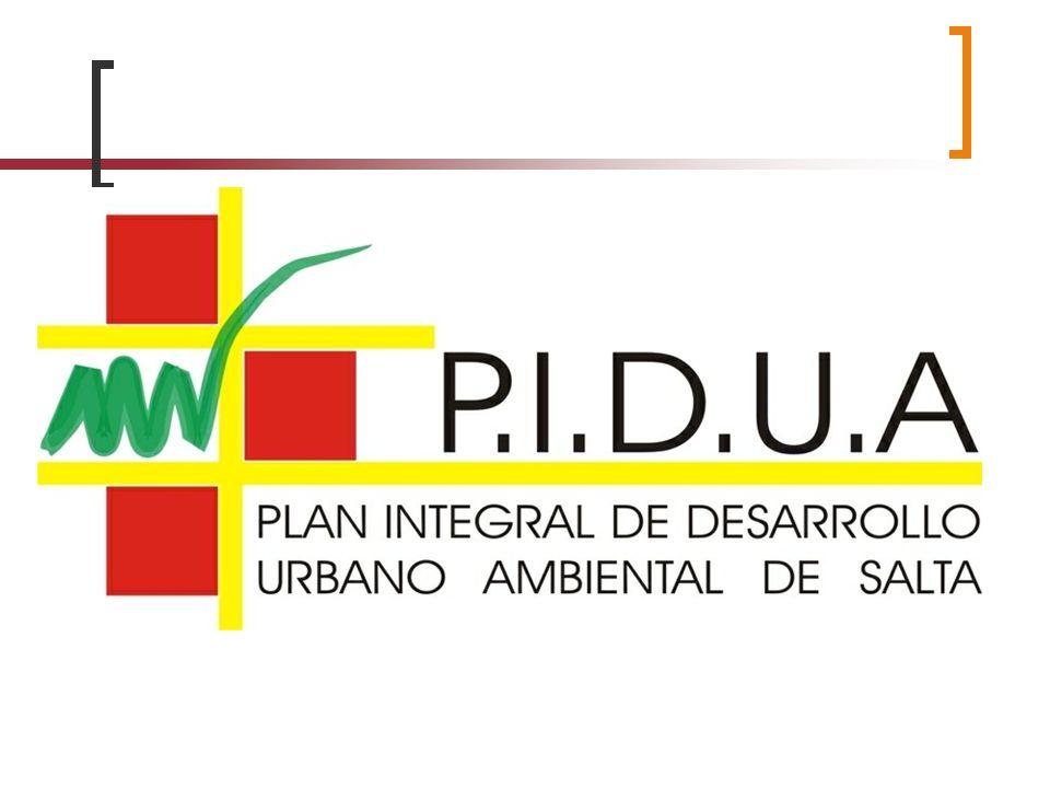 Propuesta del P.I.D.U.A.Planificación estratégica.