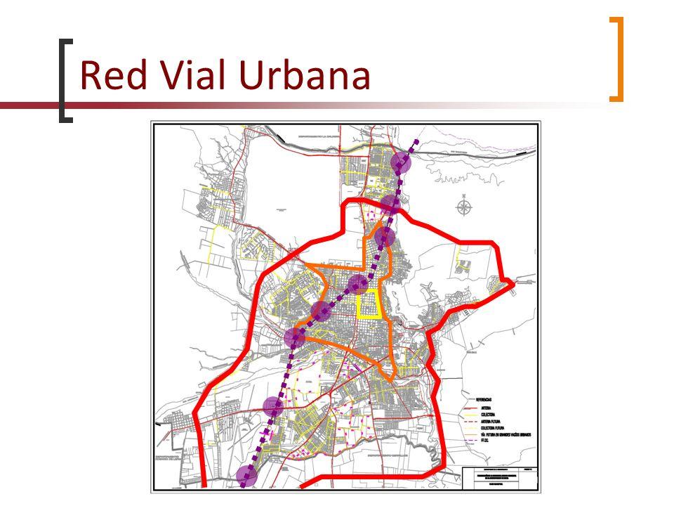 Red Vial Urbana