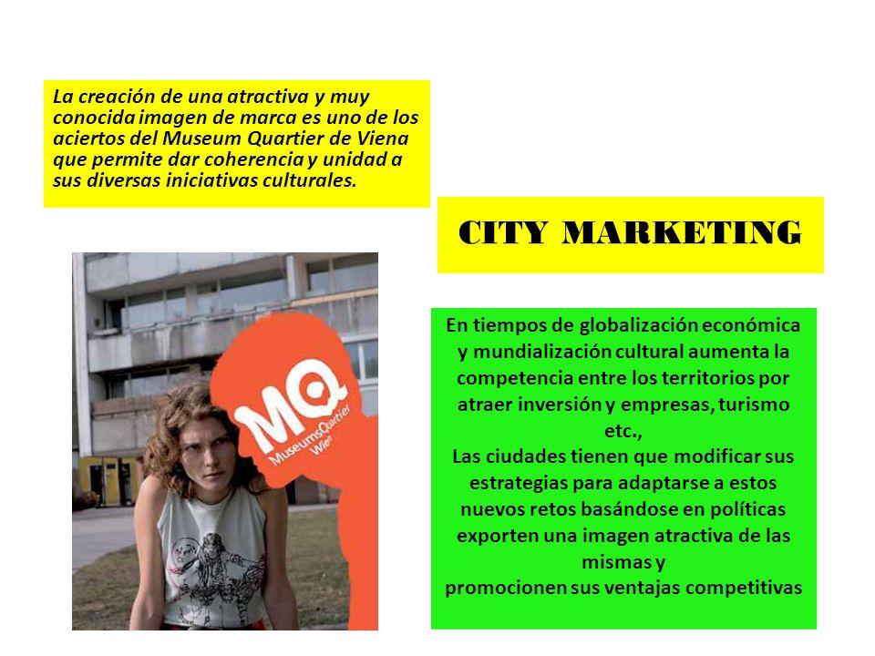 CITY MARKETING ¿En qué consiste.